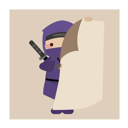 忍者適正診断:あなたは戦国時代に行ったら忍者になれるか?